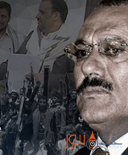"""الحوثي"""" يسيطر على قنوات """"المخلوع"""" ويضعه تحت الإقامة الجبرية"""