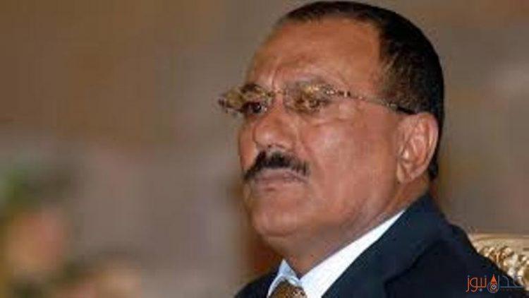 الرئيس السابق صالح: تجنّباً للإحراج الذي تُسببه حالات النسيان أحياناً فقد فوضت الأمين العام للمؤتمر الشعبي العام أن ينوبني