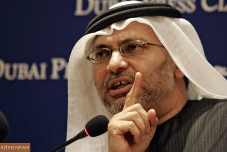 وزير اماراتي: التهديدات التي اطلقها زعيم الحوثيين دليل مادي ثابت على ضرورة تدخل قوات التحالف العربي بقيادة السعودية.