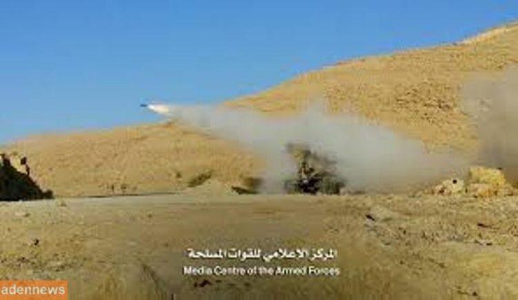 قوات الجيش الوطني تتقدم باتجاه تباب العلم المحيطة بجبل هيلان في صرواح
