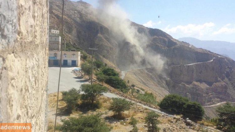 افشال حملتان عسكريتان تابعتين للمليشيات من قبل مسلحين قبليين في حجة