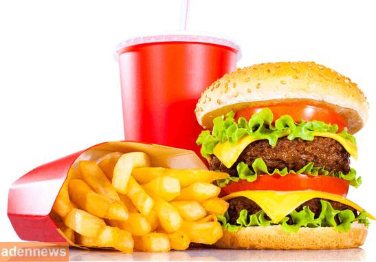 ما هي الفائدة الصحية التي تم اكتشافها من تناول الوجبات السريعة؟