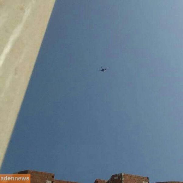 تظورات الاحداث في عدن وتدخل طيران أباتشي الامارات (صورة)