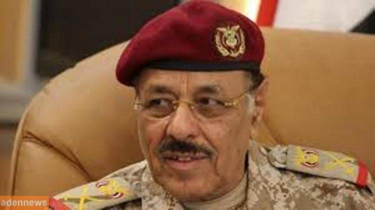 نائب رئيس الجمهورية يشدد على مواصلة الجهود لاستكمال عملية التحرير في المحافظات غير المحررة