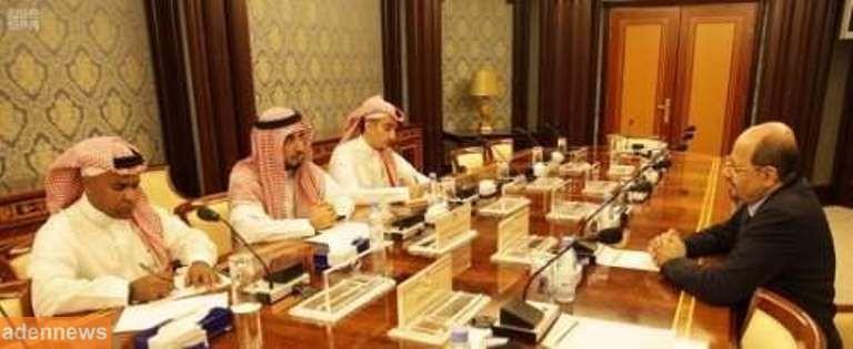لجنة الصداقة السعودية اليمنية تعقد اجتماعا بسفير الجمهورية لدى المملكة