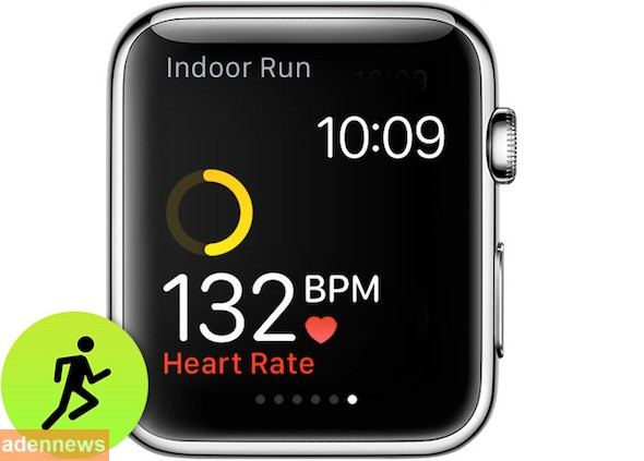 تشخيص امراض القلب عن طريق ساعات آبل