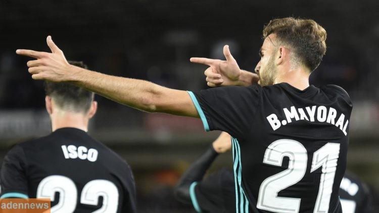 ريال مدريد يتجاوز ريال سوسيداد في الدوري الاسباني