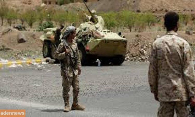 مقتل جندي واصابة اخر بهجوم لمسلحين يرجح انتمائهم لتنظيم القاعدة في حضرموت
