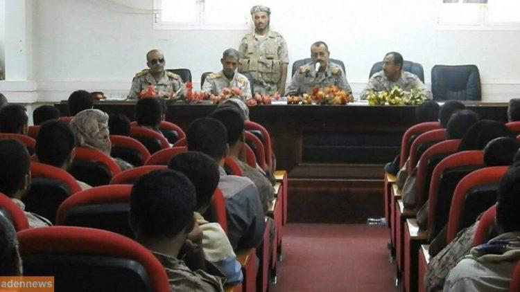 رئيس الأركان اللواء طاهر العقيلي يجتمع مع قيادة الدائرة المالية بوزارة الدفاع