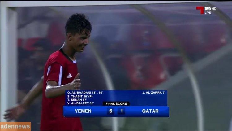 الشيخ احمد العيسي: الرئيس هادي يكافئ لاعبي منتخب اليمن للناشئين بعد الفوز الكبير على قطر