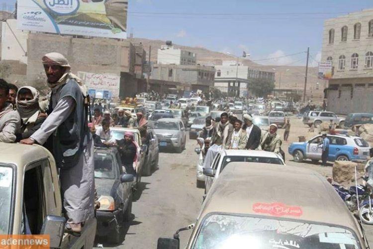 جماعة الحوثي تعلن منع دخول الناقلات الثقيلة الى صنعاء حتى صباح 22 سبتمبر