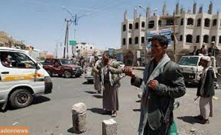 الحوثيون يعززون نقاط انتشارهم على منافذ العاصمة لتعقب قيادات المؤتمر