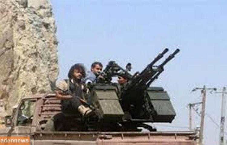 مقتل واصابة 14 حوثيان في معارك ومواجهات مع قوات الجيش الوطني غرب تعز