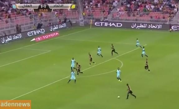 تعادل ايجابي يحسم كلاسيكو الاتحاد والهلال في الدوري السعودي