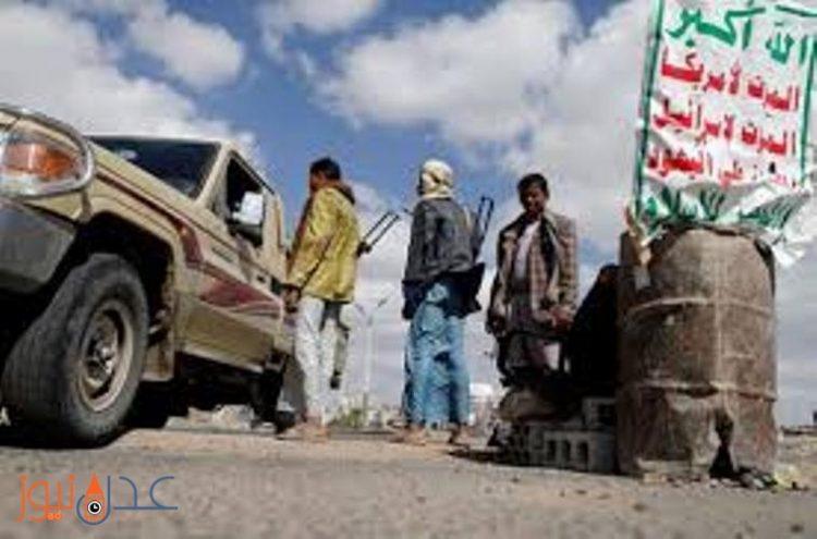 مليشيا الحوثي تنصب نقاط جديدة في تعز لمنع قوات الرئيس السابق صالح من الفرار والانسحاب من تعز
