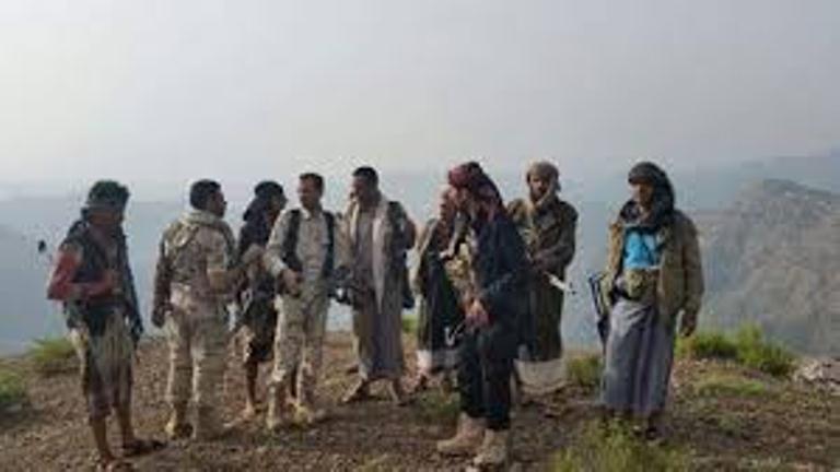 قوات الجيش الوطني تفشل هجوما للمليشيات الانقلابية جنوب محافظة تعز