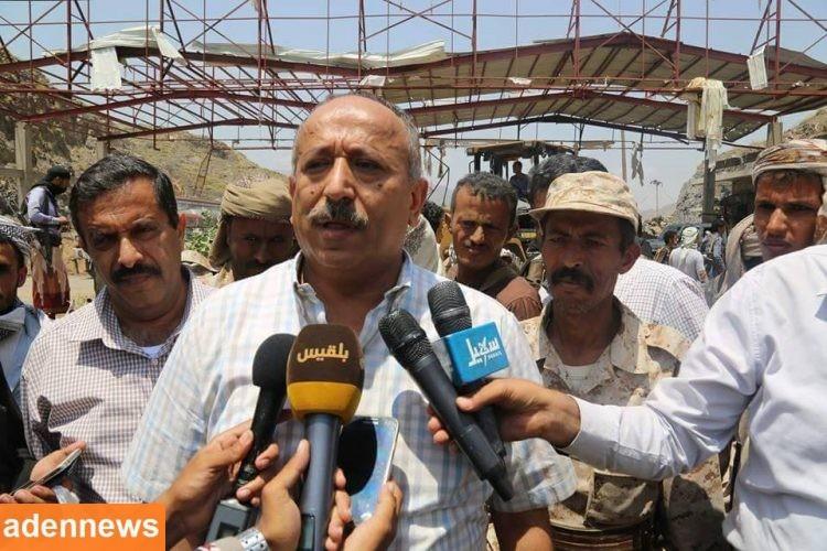 المعمري: الحكومية اليمنية والتحالف العربي الذي تقوده السعودية، تعمدوا إقصاء تعز من الدعم العسكري والمالي.