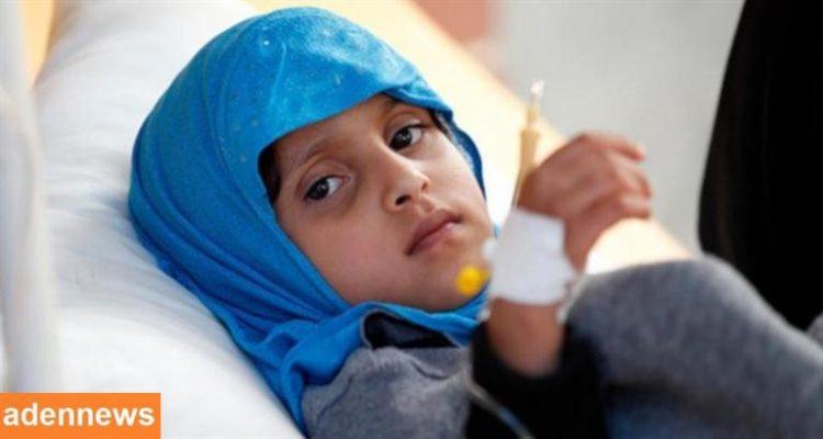 الأمم المتحدة تعلن ان عدد حالات الكوليرا في اليمن وصل أكثر من مليون