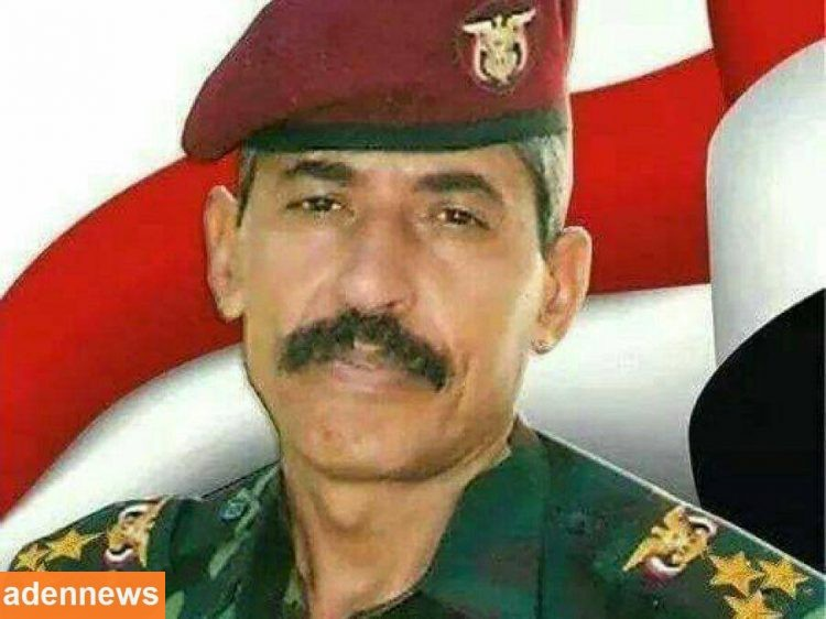 """من هو القيادي العسكري في الحرس الجمهوري الذي لقي مصرعه بجبهة """" نهم """" (صورة)"""