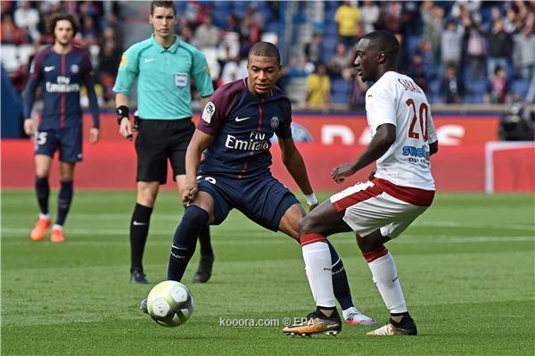 باريس سان جيرمان يقسو على بوردو بستة أهداف