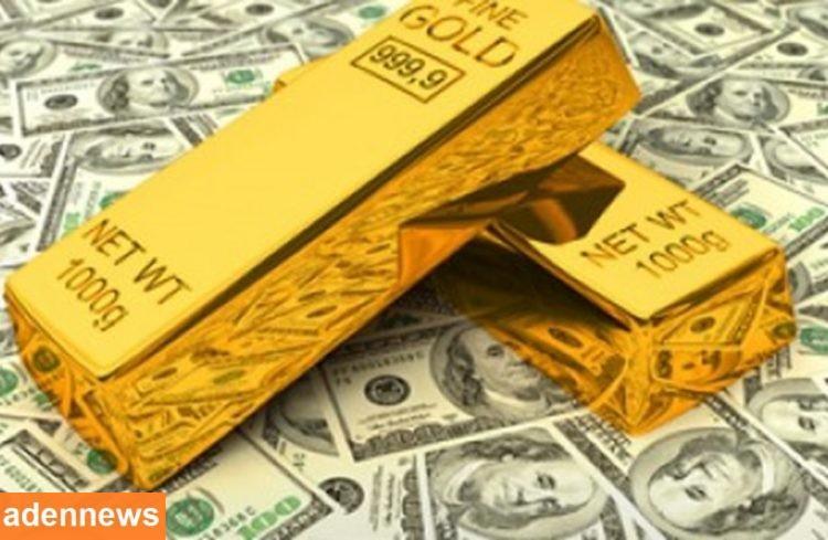 الذهب يصعد بالتزامن مع تارجع الدولار