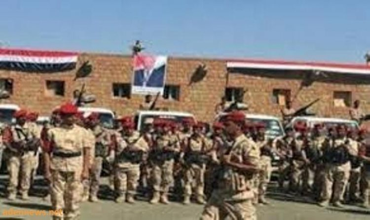 نائب رئيس الوزراء يهنى محافظة تعز بتخرج دفعة جديدة من قوات الشرطة العسكرية