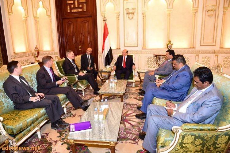 هادي: ما حذرنا منه مراراً نراه اليوم واقعاً في صنعاء