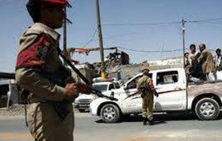 انفجار لغم زرع بجانب عربة عسكرية في سيئون بمحافظة حضرموت