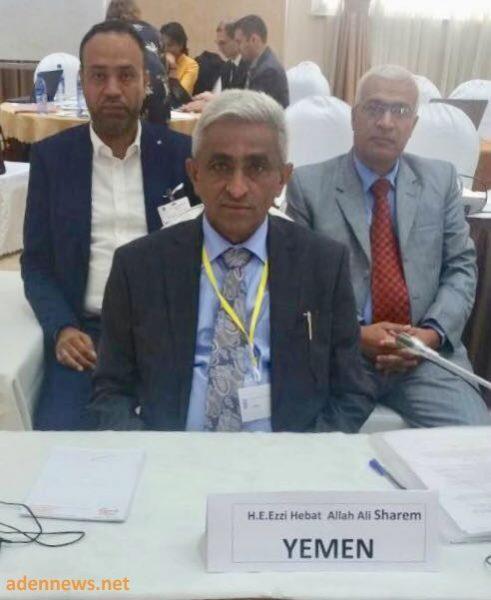 وزير المياه والبيئة يشارك في اجتماع البيئة للدول الاقل نمو