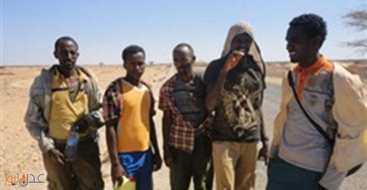 الامم المتحدة: الاف المهاجرين الصوماليين بدأوا يغادرون اليمن بسبب تفشي الكوليرا واستمرار الحرب