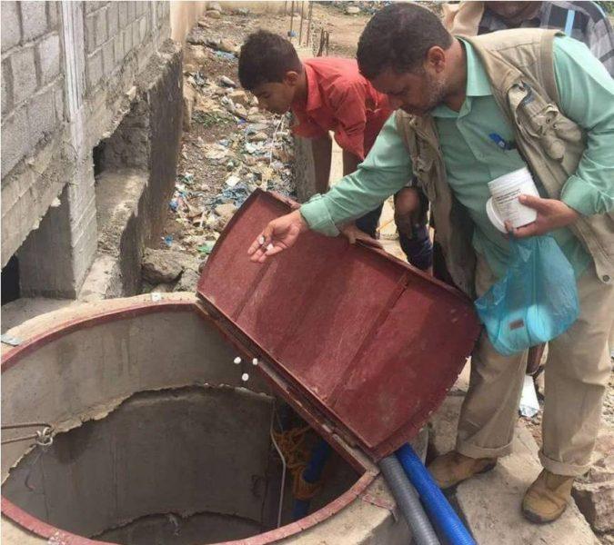 وفاة 3 اشخاص في الحديدة بسبب اجتياح وباء الكوليرا