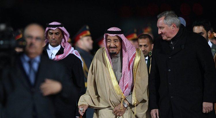 صحيفة امريكية: هكذا تراقب أمريكا زيارة ملك السعودية لموسكو