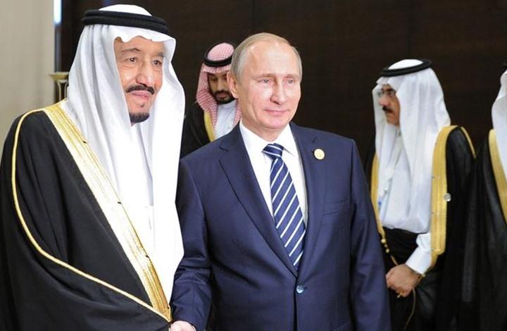 صحيفة روسية تكشف الاسباب الحقيقية وراء زيارة الملك سلمان لموسكو