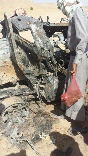 مصرع 5 من مسلحي تنظيم القاعدة بغارة لطائرة من دون طيار في محافظة مارب