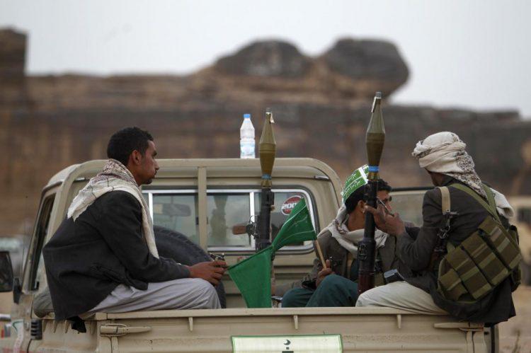 مصرع قيادي تابع للمليشيات مع عدد من مرافقيه في مواجهات مع الجيش الوطني في الجوف