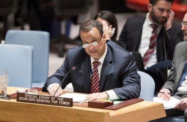 ولد الشيخ: أطراف النزاع في اليمن ماضية في صراع عسكري عقيم يعيق طريق السلام