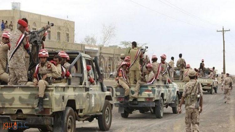قوات الجيش الوطني تحبط هجوم للمليشيات في لحج