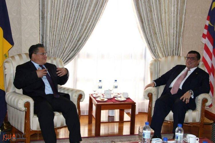 السفير اليمني عادل باحميد يثمن موافقة ماليزيا على تصحيح اوضاع اليمنيين