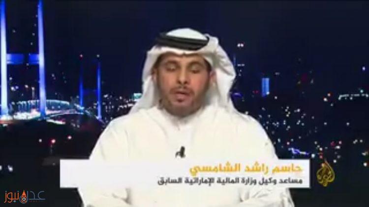 مسؤول سابق في الامارات: أبو ظبي تورطت بمناهضة الربيع العربي (فيديو)