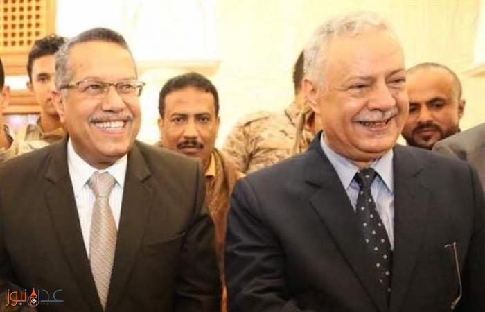 محافظ عدن المفلحي يدين اعتراض عناصر مسلحة لموكب رئيس الوزراء بن دغر