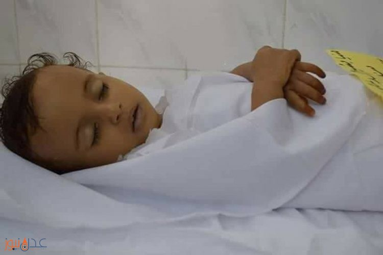 مقتل طفلة برصاص قناص حوثي في قرية ماتع غرب تعز