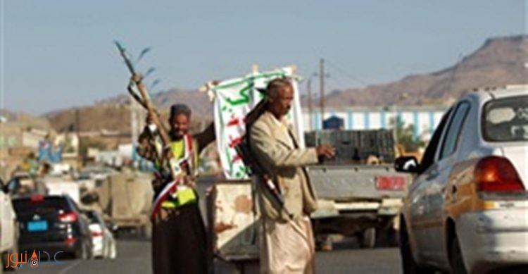 مليشيا الحوثي تطلق النار على مواطن في مديرية دمت بالضالع