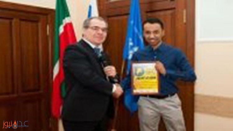 طالب يمني يتمكن من تسجيل براءة اختراع بابتكاره نظام للطائرات