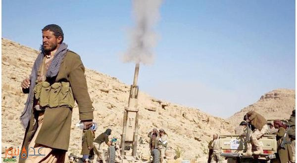هذا ما يفعله الجيش الوطني في جبهات محيط صنعاء ليجعل المليشيات تستنفر