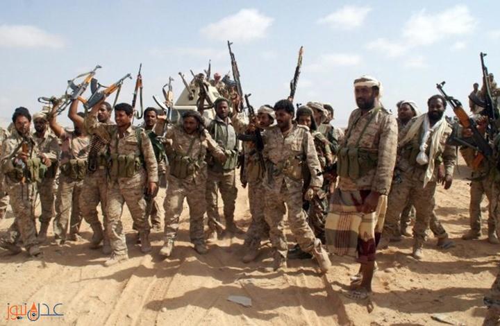 مليشيا الانقلاب الحوثي تسيطر على موقعين للجيش الوطني في شبوة