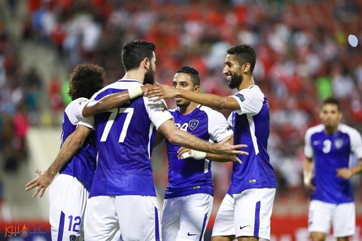 الهلال السعودي يتأهل إلى نهائي دوري ابطال أسيا
