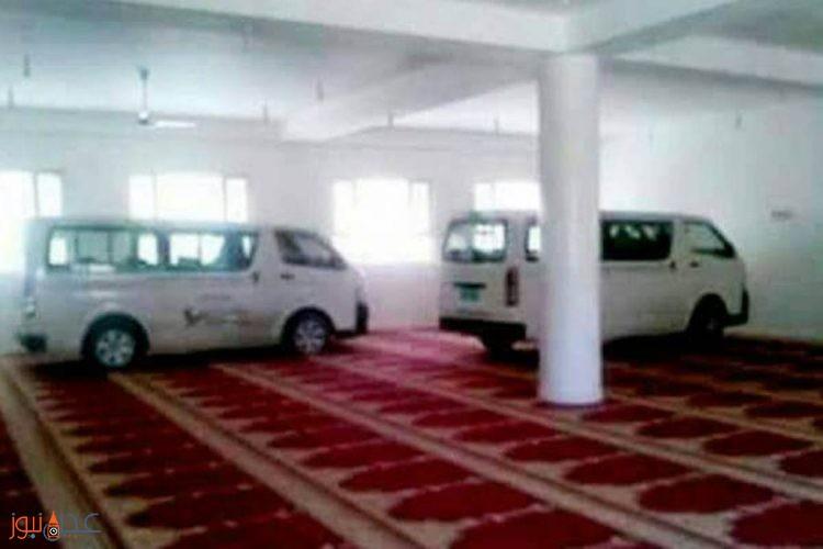 مليشيا الحوثي تسيطر على مسجد في صنعاء وتحوله الى موقف باصات