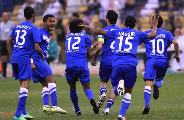 الهلال السعودي يتأهل لنهائي الأبطال على حساب بيروزي الإيراني