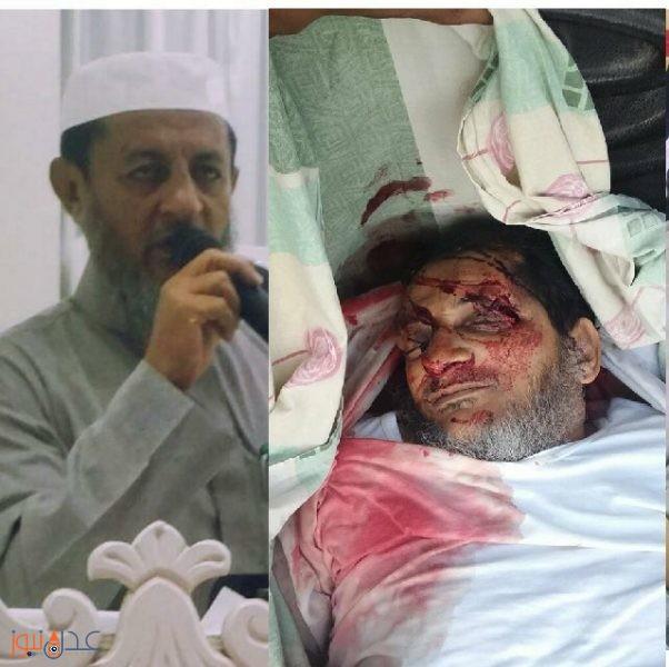 """اغتيال الشيخ """"اليونسي"""" فجر اليوم في عدن..!!"""