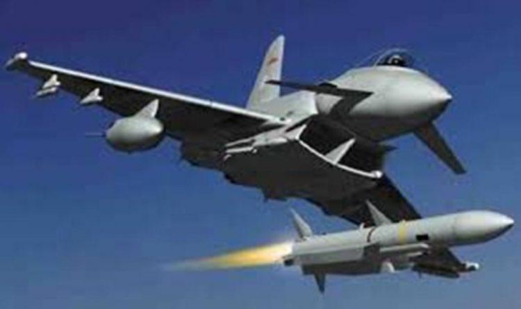 طيران التحالف العربي يشن غارة على تعزيزات مليشيا الحوثي في مارب